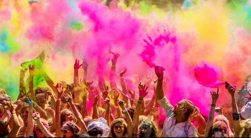 Holi India World's Top 5 Cultural Festivals