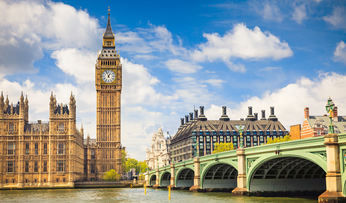 The Big Ben is Ticking Since 1859