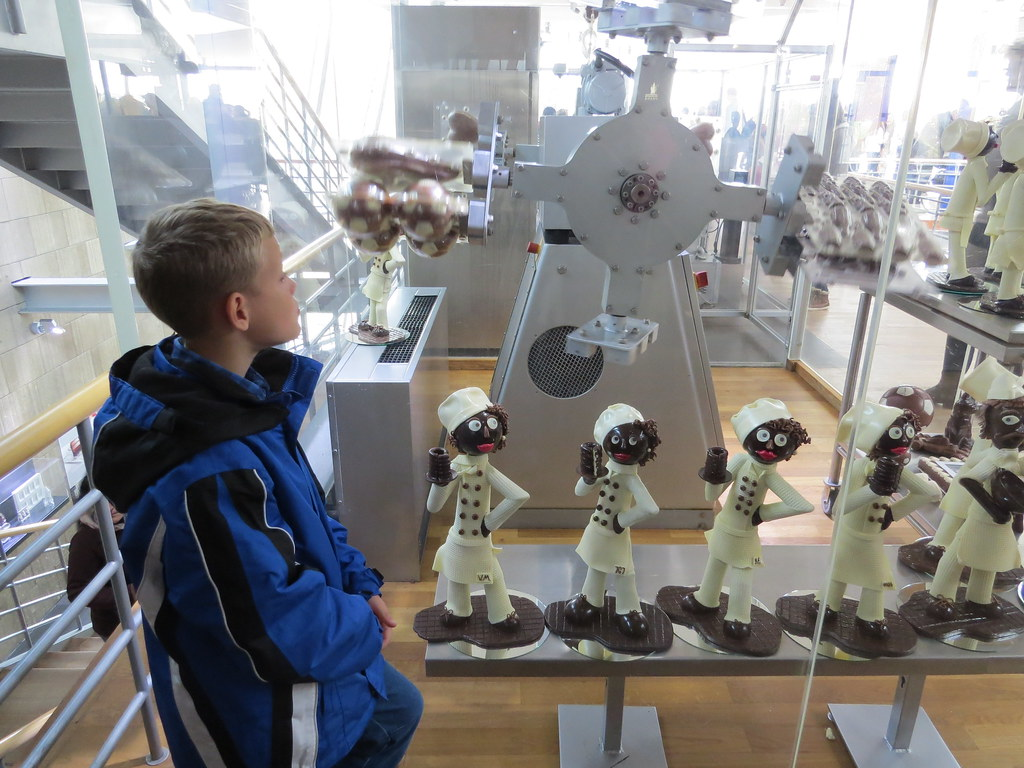 Experiencing the Chocolate Museum in Cologne, Germany