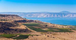 Sea of Galilee, Travel Israel and Palestine