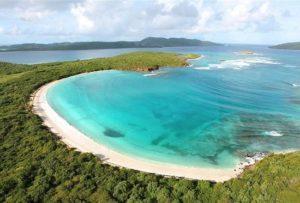 Puerto Rico Playa Tortuga, Culebra