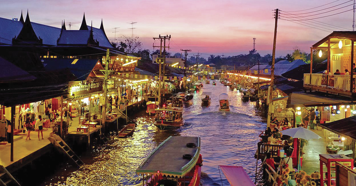 Floating Markets in Thailand An Ultimate Travel Guide