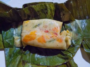 Costa Rican Tamales