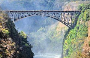 Bungee Jump off Victoria Falls Bridge
