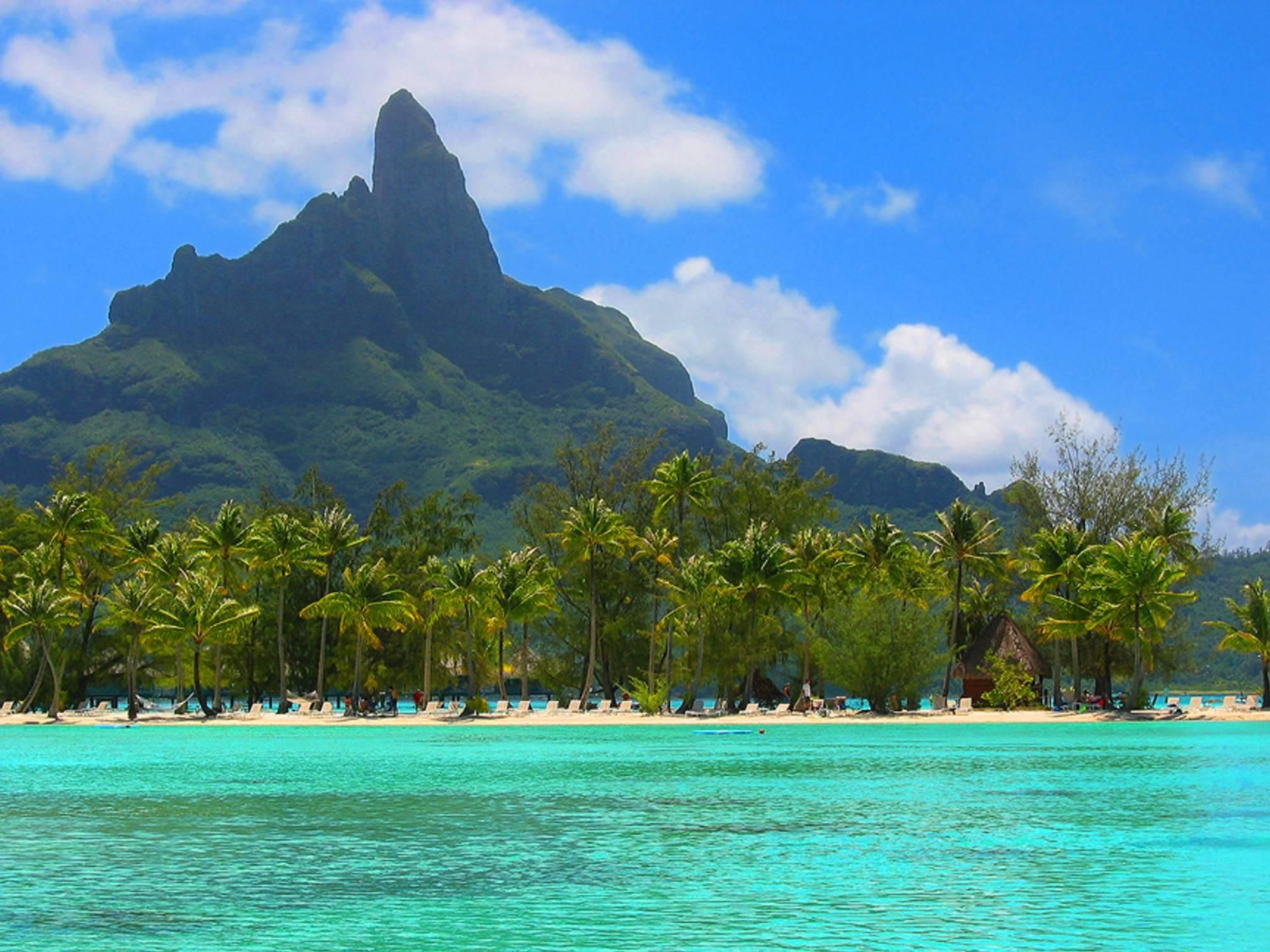 Where's Bora Bora Located All You Need to Know