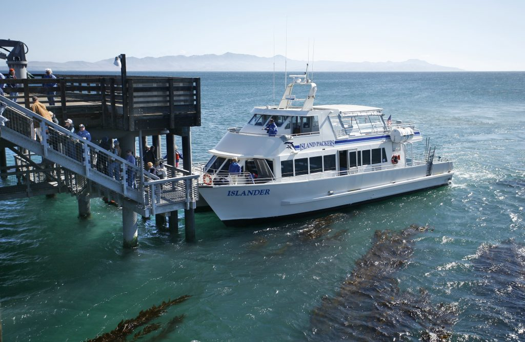 How to get to Santa Cruz Island