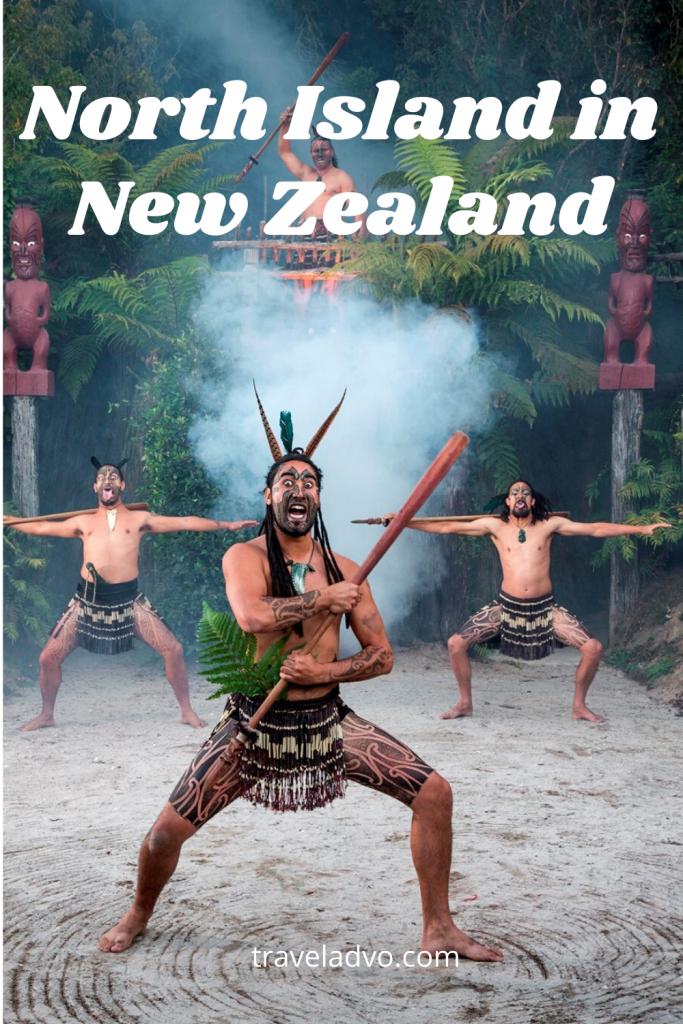 North Island in New Zealand 1