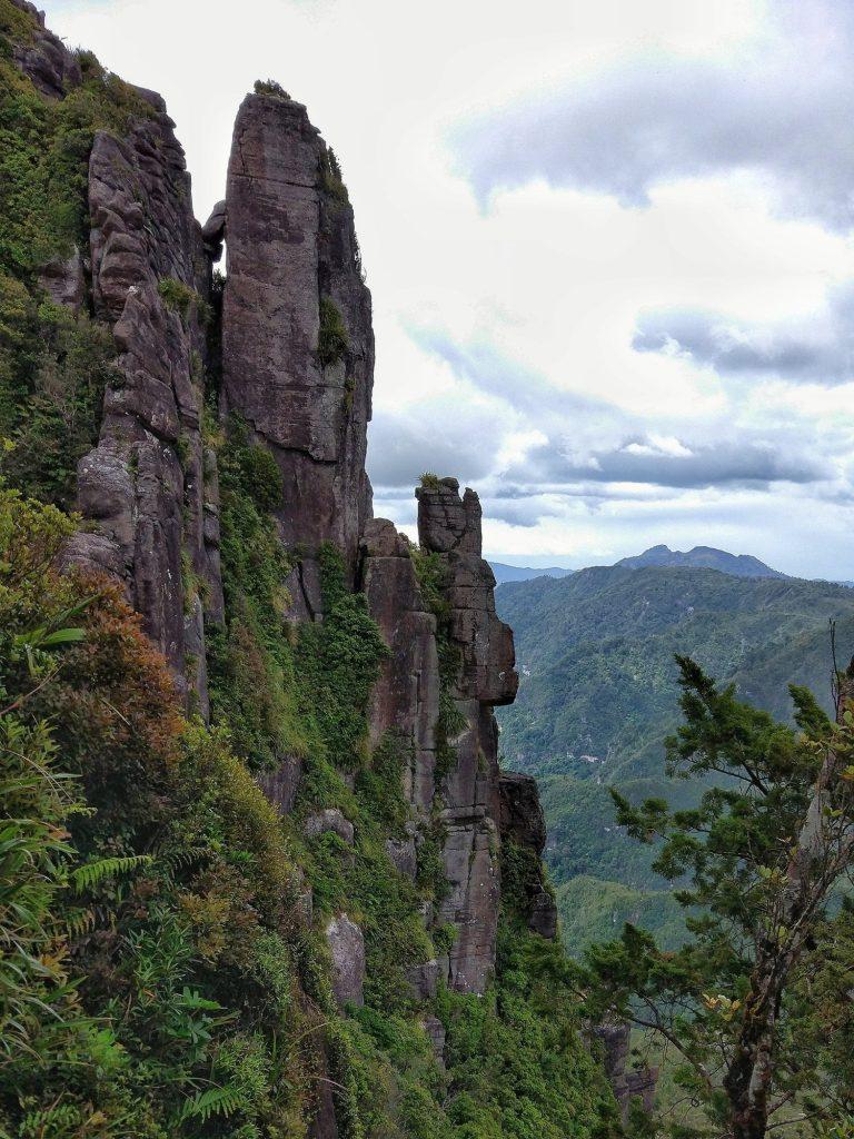 Pinnacles Hike in North Island NZ