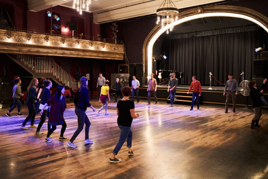 Dance at the Century Ballroom