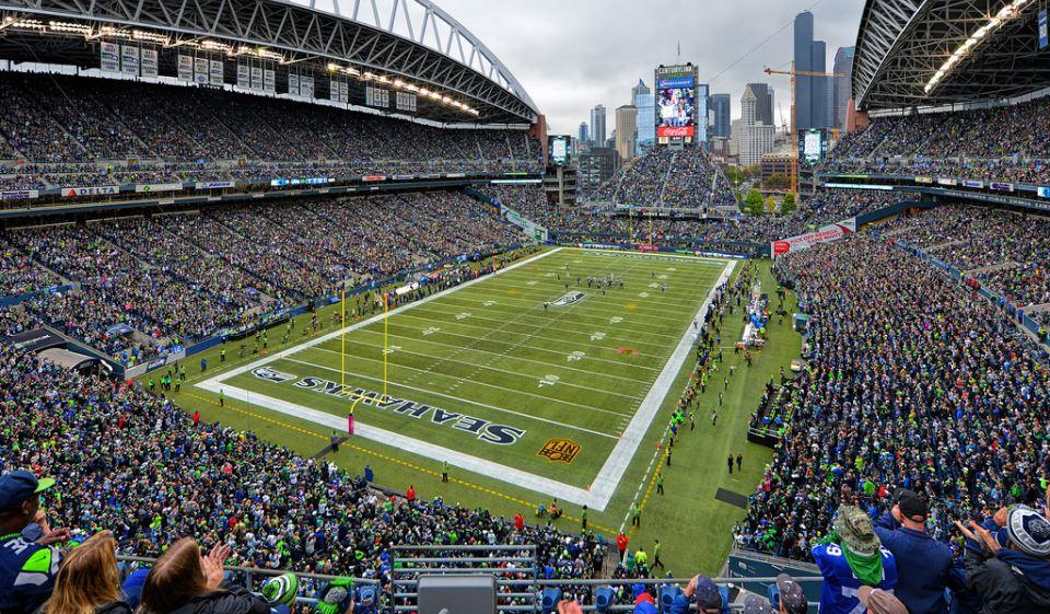 Take a Stadium Tour in Seattle