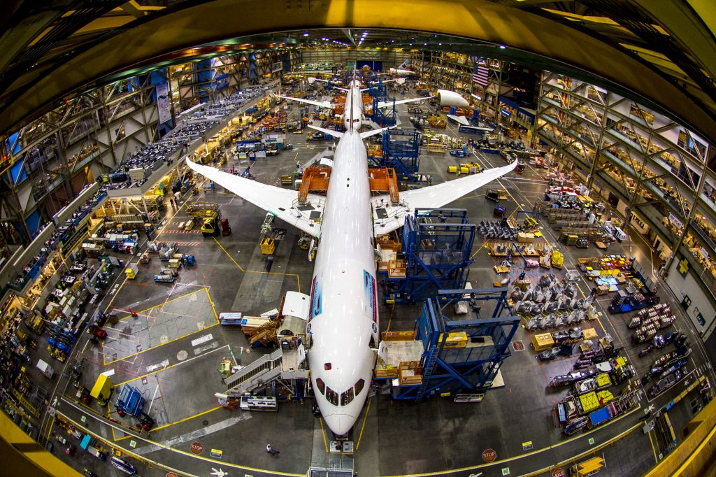Take a Tour at Boeing Factory in Seattle