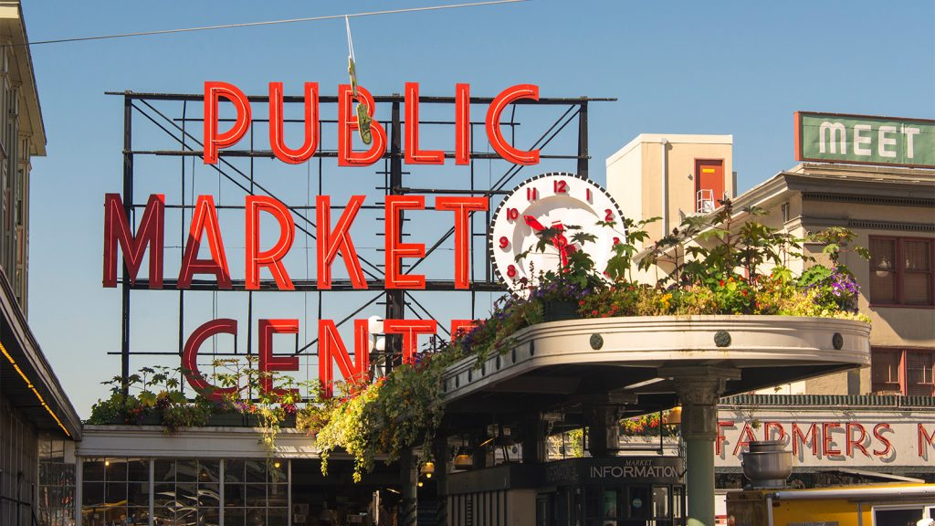 Visit Pike Place Public Market Best Things to Do in Seattle