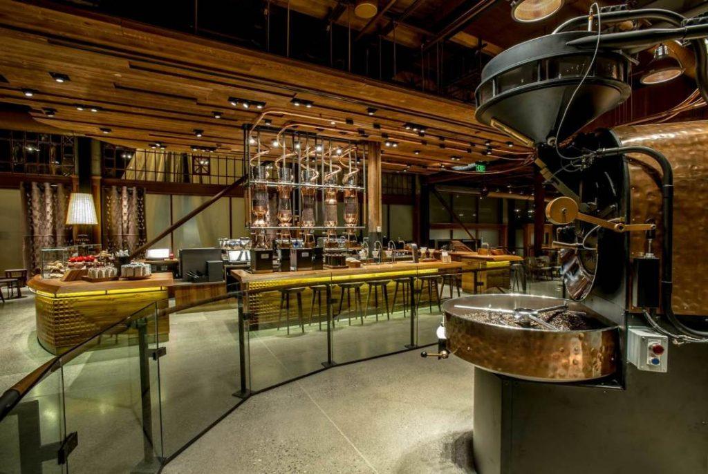 Visit the Original Starbucks, Seattle