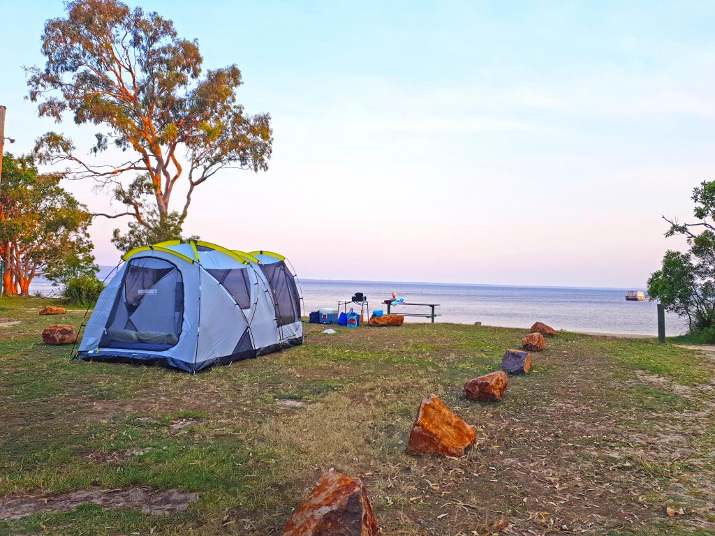 camping tour in Noosa North Shore summer bucket list