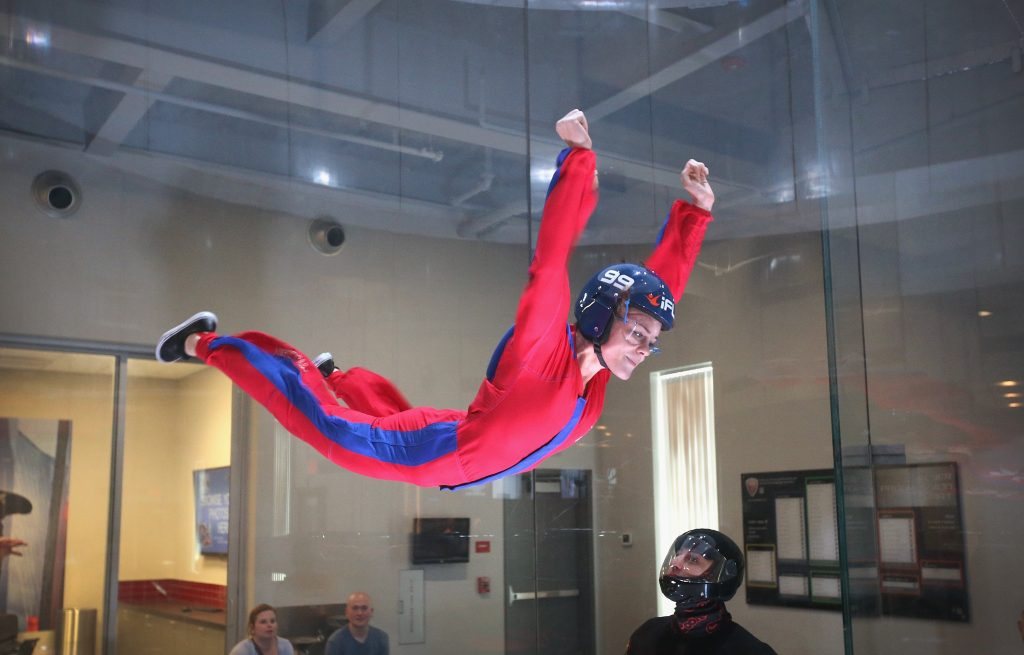 iFly Indoor Skydiving Best Things to do in Seattle
