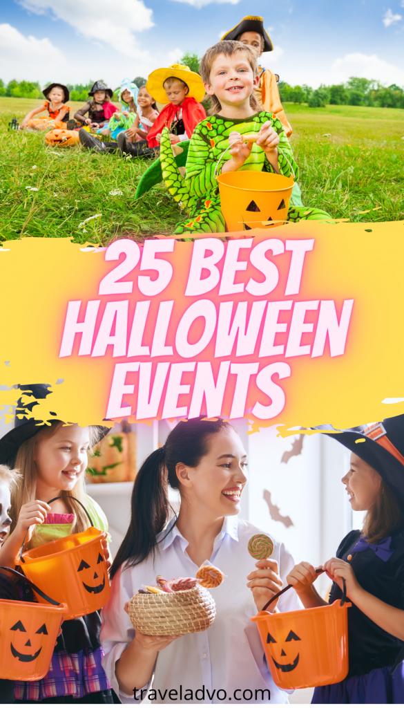 Best Halloween Events