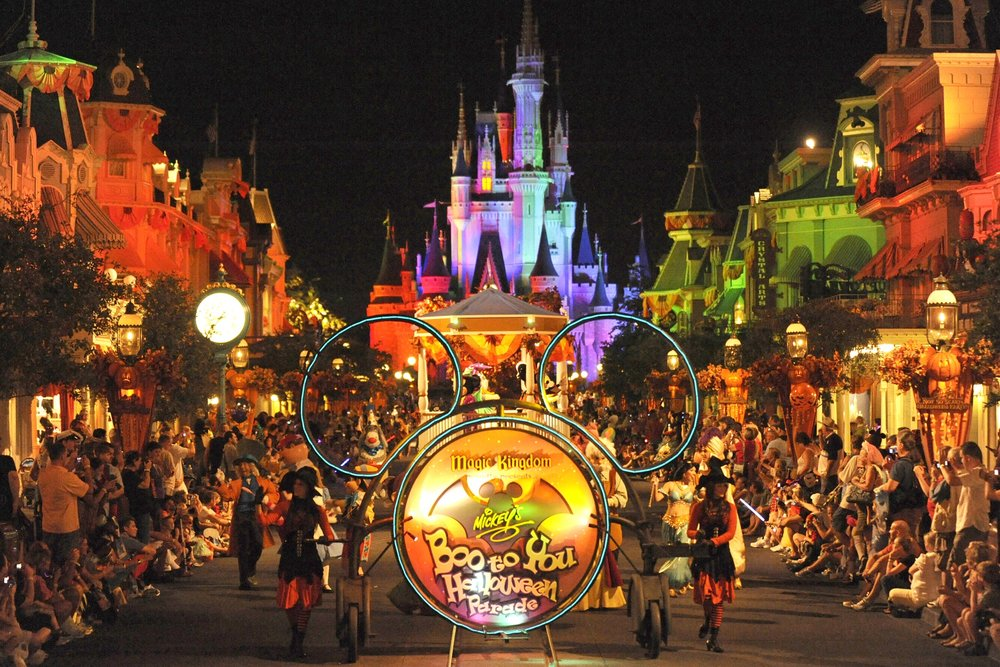 Best Halloween Events Mickey's Not So Scary Halloween Party in Florida