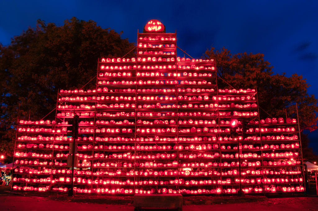 Best Halloween Events NH Pumpkin Festival in Laconia, New Hampshire