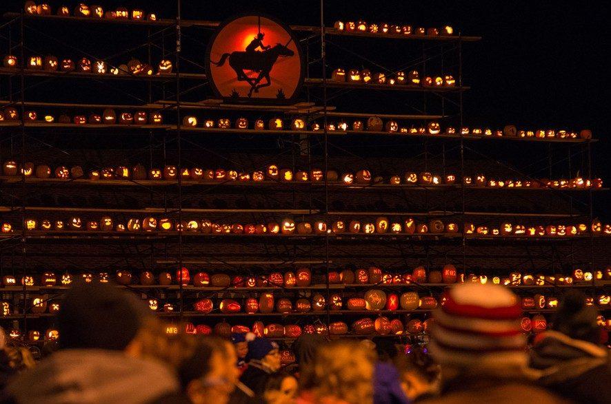 Pony Express Pumpkin Fest in Missouri