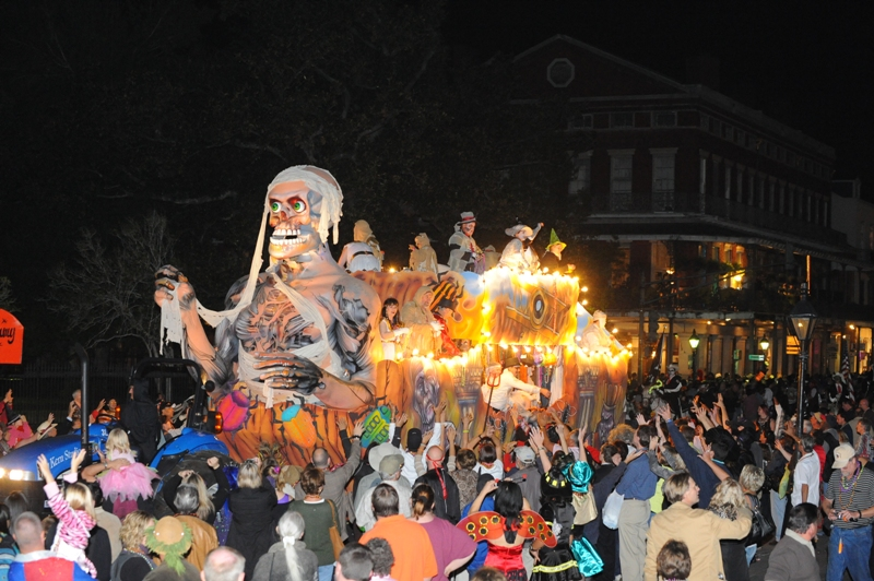 The Crew of Boo in New Orleans Best Halloween Events