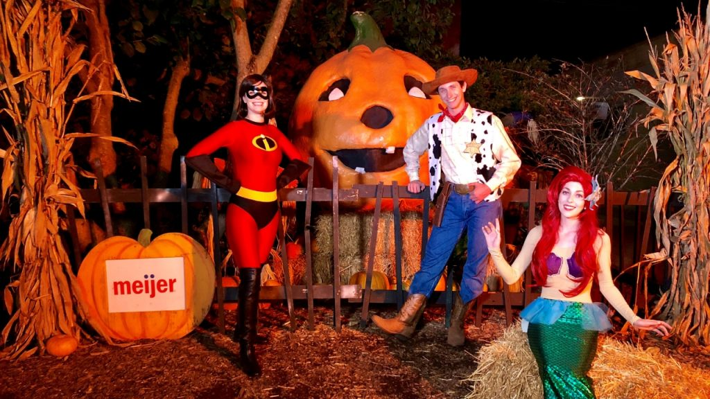 The Louisville Zoo Halloween Party