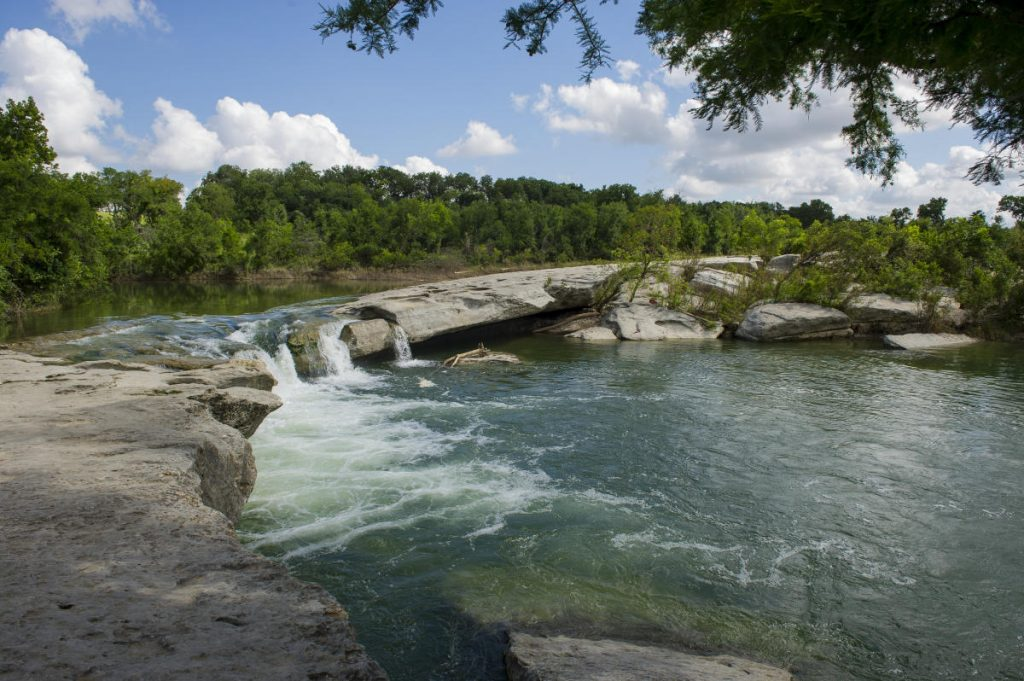 Mckinney Falls State Park Austin Texas
