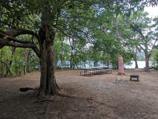 Snake Island in Austin Texas