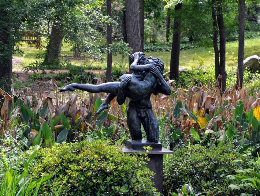 Umlauf Sculpture Garden and Museum in Austin
