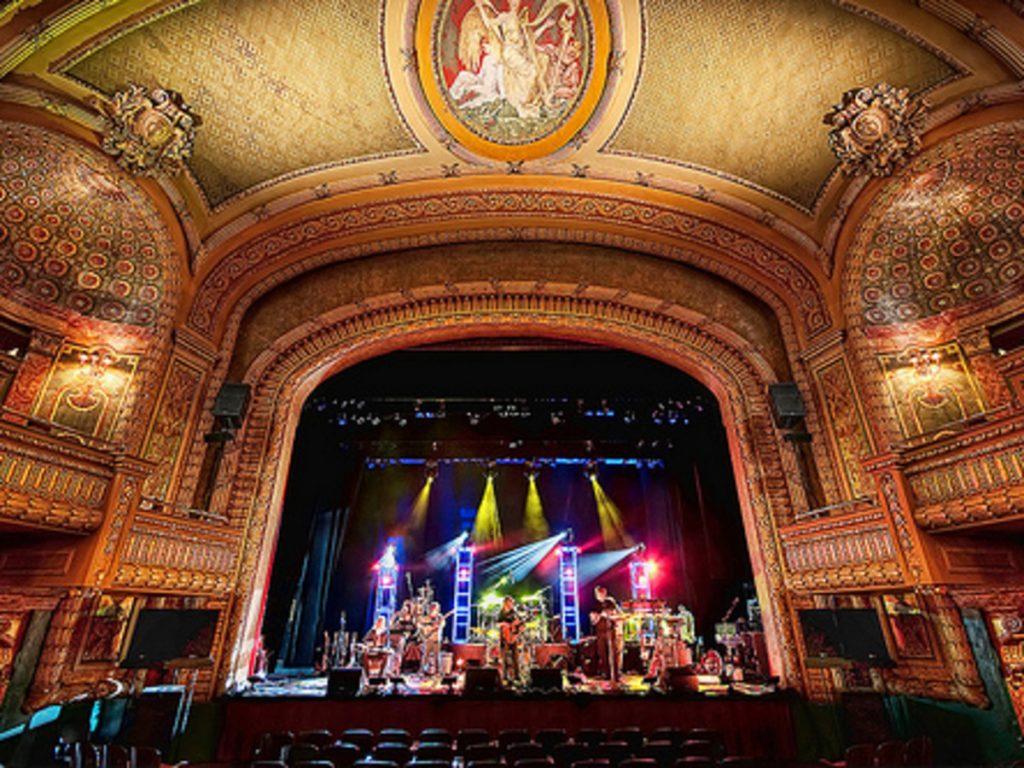 Historic Paramount Theater Austin TX