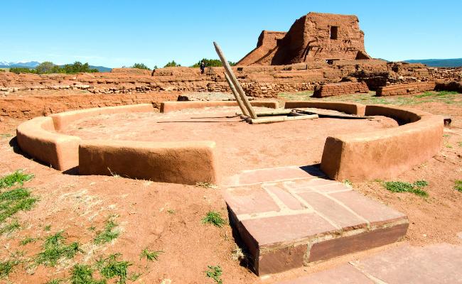Pecos National Historical Park NM