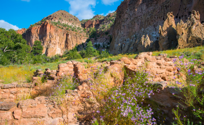 Things to Do in New Mexico Bandelier National Monument