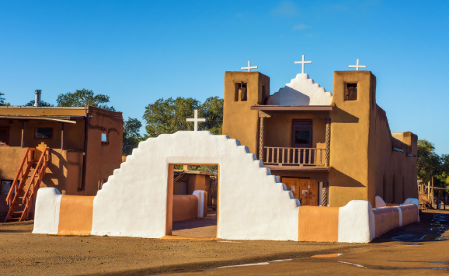 Things to Do in New Mexico Taos Pueblo