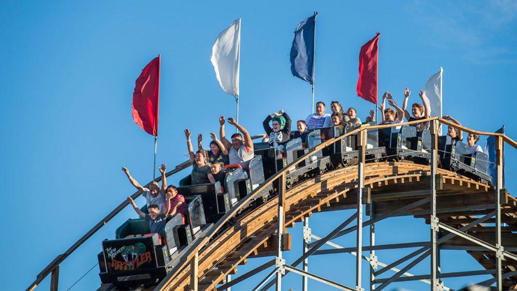 Cliff's Amusement Park NM
