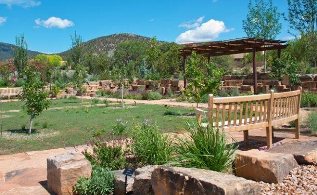 The Santa Fe Botanical Garden