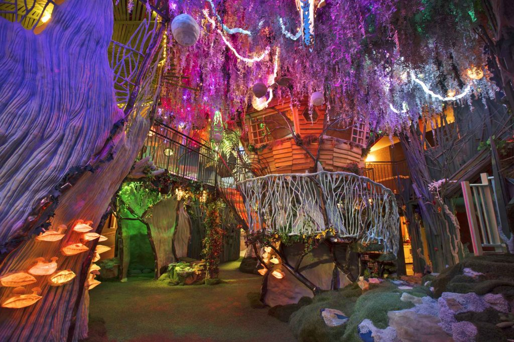 Things to Do in New Mexico Meow Wolf