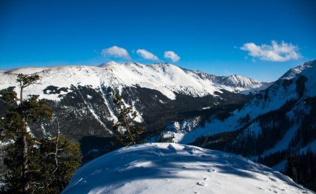 Wheeler Peak Wilderness NM