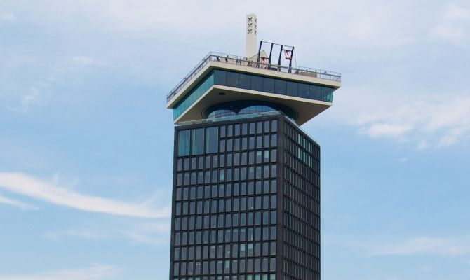 Things to do in Amsterdam A'DAM Lookout