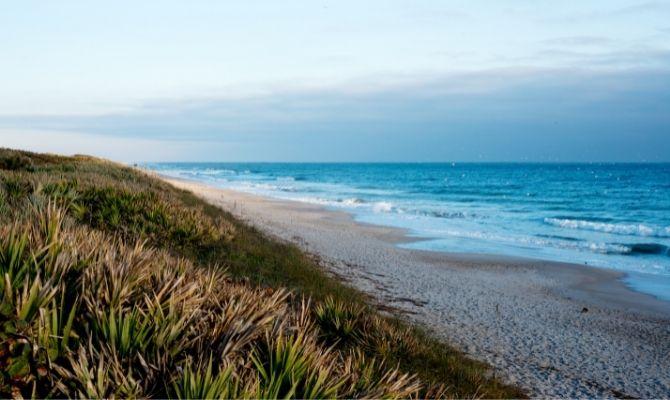 Beaches Near Orlando Canaveral National Seashore