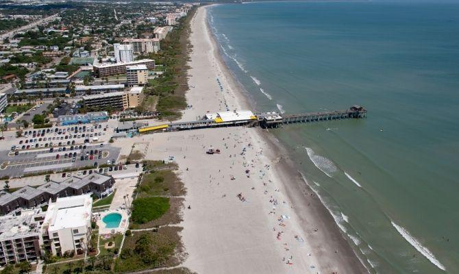 Beaches Near Orlando Cocoa Beach