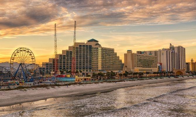 Beaches Near Orlando Daytona Beach