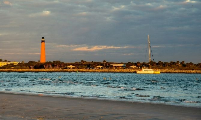 Beaches Near Orlando Ponce Inlet Beach