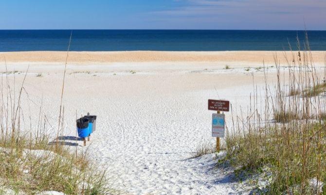 Beaches Near Orlando St. Augustine Beach