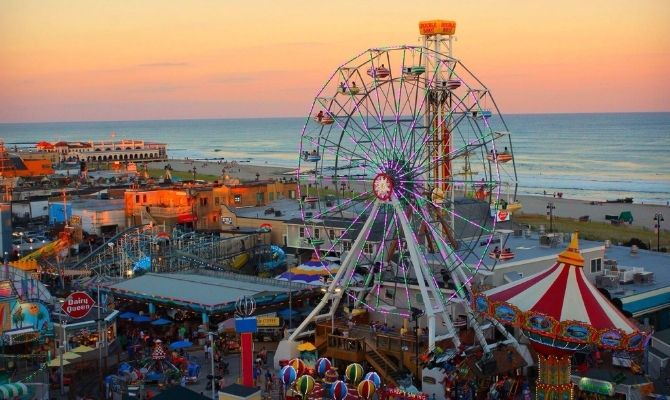 Best Beaches on the East Coast Ocean City, New Jersey