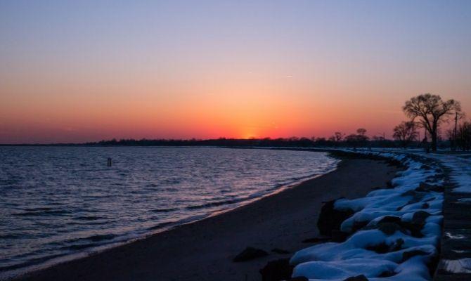 Bridgeport Seaside Park, Connecticut