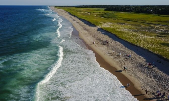 Cape Cod Beach, Massachusetts