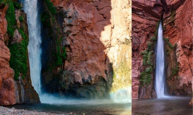 Deer Creek Falls, Grand Canyon National Park