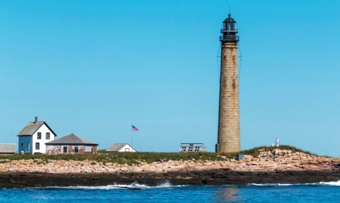 Petit Manan Lighthouse, Maine