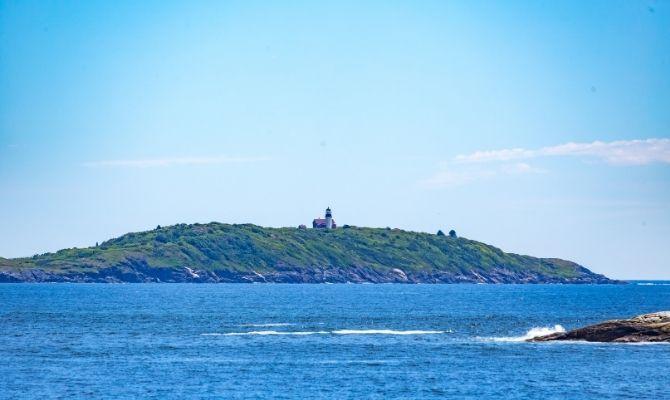Seguin Island Light Station, Maine