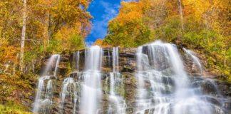 Amazing Waterfalls in Georgia, United States