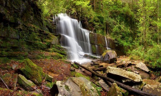 Bad Branch Falls, Rabun Country